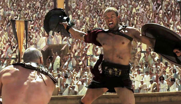 Hopefully HERCULES doesn't inherit a hernia while lifting the heavy-handed hockum laced in this callow costumed actioner.
