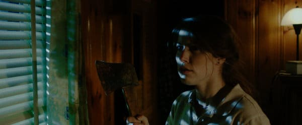 C'mon now...do you really think that she has an ax to grind?