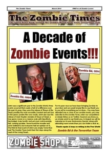 Zombie Times, cover, Mar14