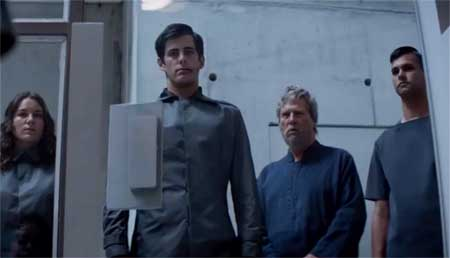 The Giver . . . first trailer for new YA-based science fiction film.
