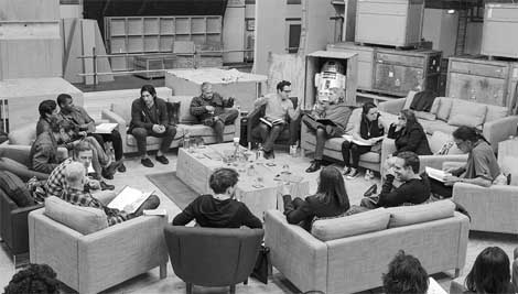 Star Wars: Episode VII . . . official casting news - who's in, who's out!