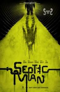 Septic Man (2013) (film review).