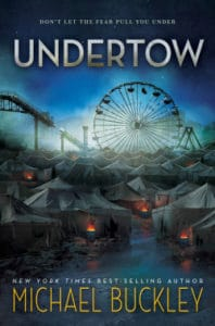 Undertow (Undertow #1) by Michael Buckley (book review).