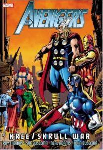 AvengersKreeSkrullWarGN