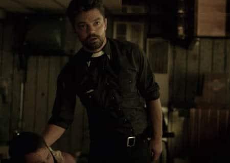 Preacher TV series (first trailer).
