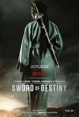 Crouching Tiger, Hidden Dragon: Sword of Destiny (trailer).