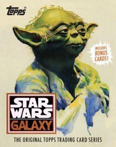 Star Wars Galaxy Topps