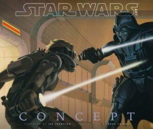 Star Wars Art: Concept LucasFilm Ltd, preface by Ryan Church, foreword by Joe Johnston (Abrams, £25) Copyright © 2013 Lucasfilm Ltd. and TM.