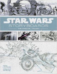 StarWarsPrequelsStoryboards