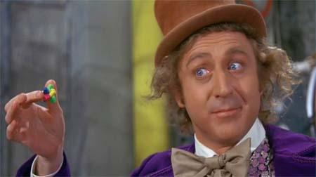 Gene Wilder, best Wonka ever, dies aged 83.