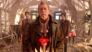 John Hurt, RIP: War Doctor no more.