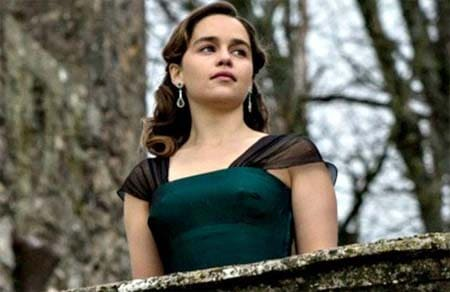 Voice From the Stone (horror trailer with Emilia Clarke).
