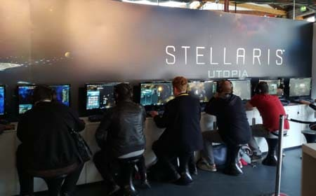 Fellow scifi strategy addicts in the 7 step programme.