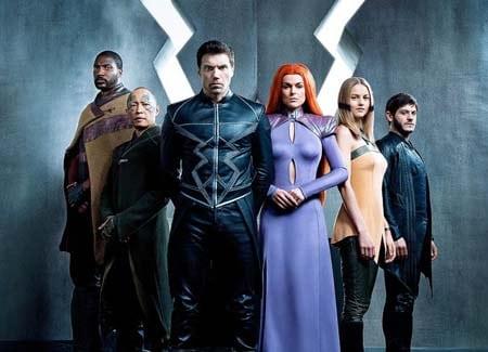 Inhumans trailer (another Marvel TV series).