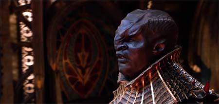 Star Trek Discovery second trailer.