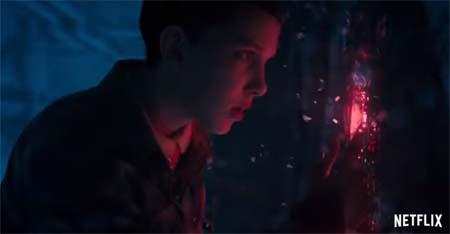 Stranger Things season 2 trailer.
