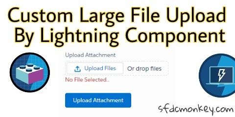 custom file upload in
