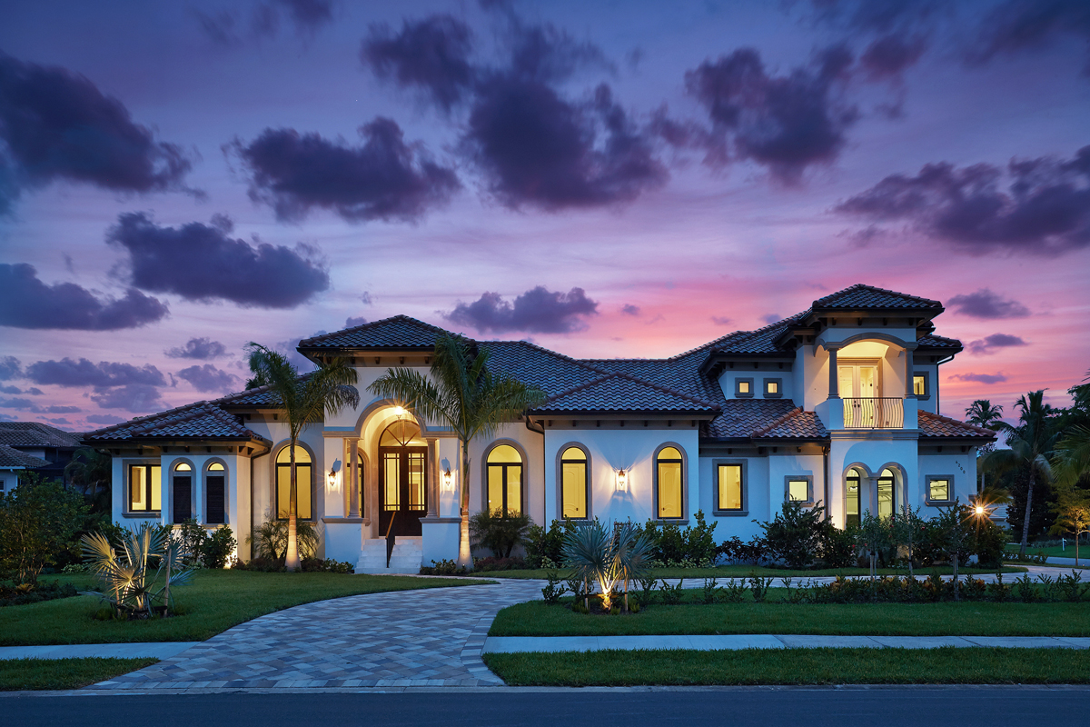 South Florida Designs Front Elevations Gallery  South Florida Designs