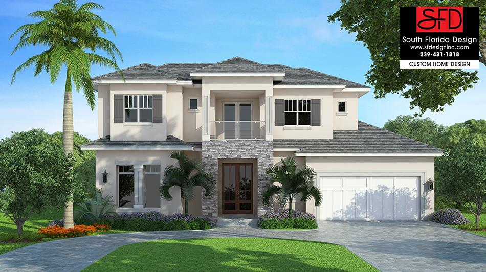 South Florida Designs Mediterranean Great Room 2 Story Home Design g24189