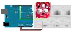 TriColor LED Breakout Quickstart Guide  SparkFun Electronics