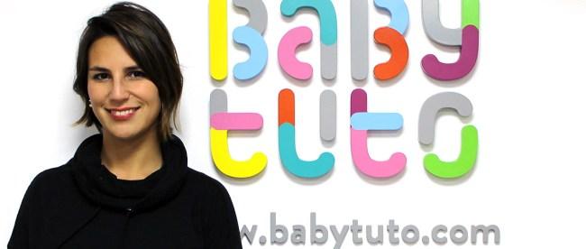 Daniela Lorca, creadora de Babytuto