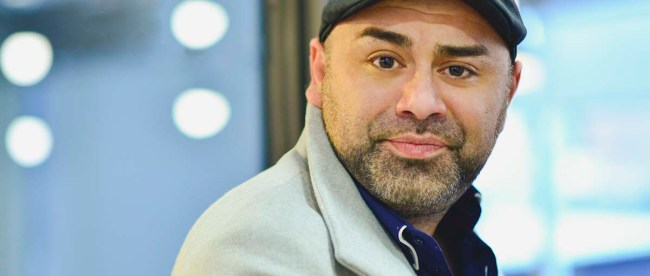 Erik Leiva emprendedor
