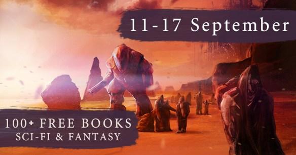 Free Books – Sep 2017 - SFF Book Bonanza - Discover Science Fiction