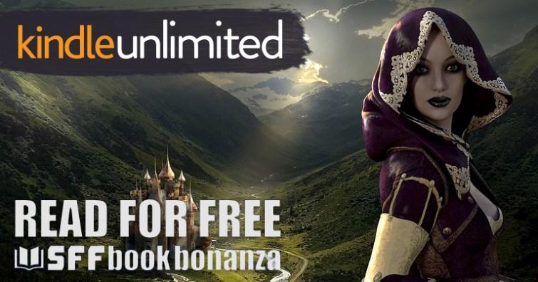 SFF Book Bonanza Kindle Unlimited February 2019 | Archer's Aim
