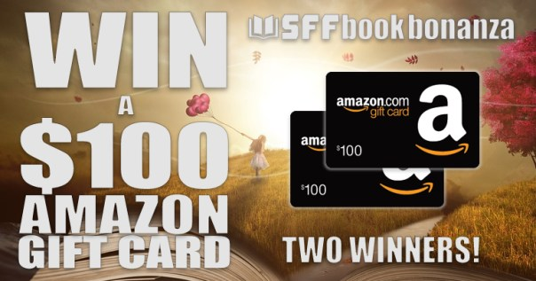 Win one of two $100 Amazon gift cards