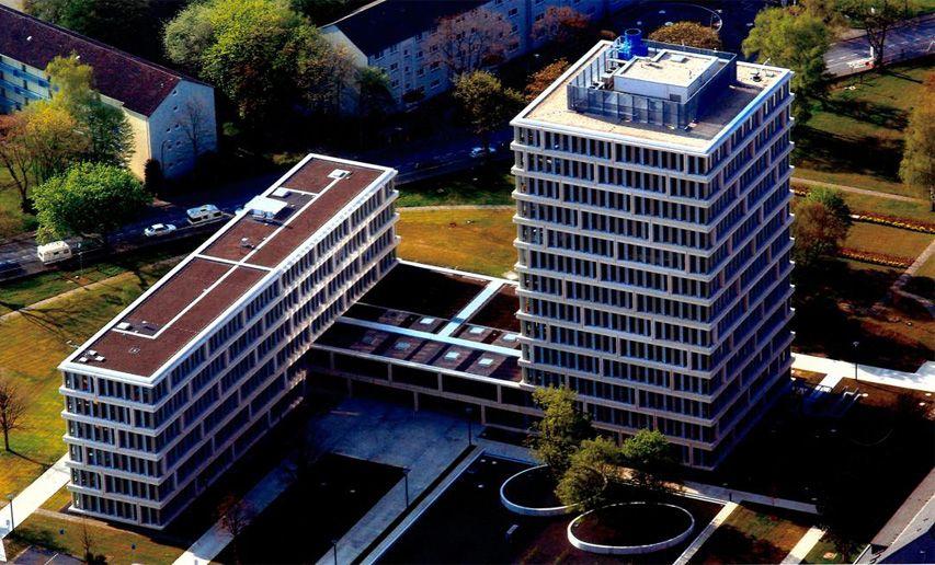 Bundesministerium fr Gesundheit Bonn SFH Ingenieurbro Technische Gebudeausrstung