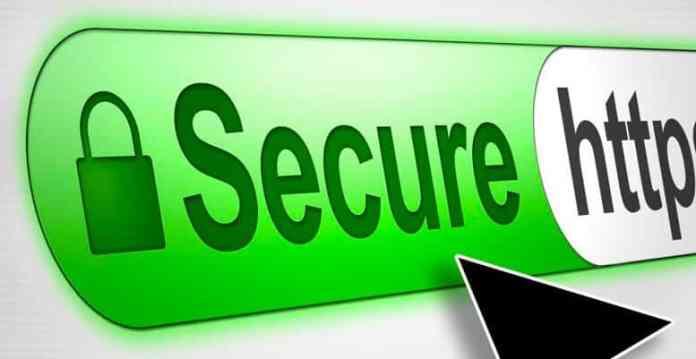 Certifikata SSL