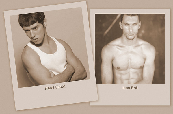 Idan Roll and Harel Skaat