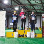 Призеры Чемпионата Санкт-Петербурга 2021 по трассе аджилити, категория Мини