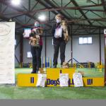 Призеры Чемпионата Санкт-Петербурга 2021 по трассе джампинга, категория Мини