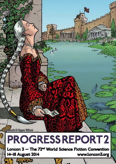 Loncon 3 - Progress Report 2