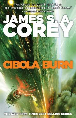 Cibola Burn - James S. A. Corey