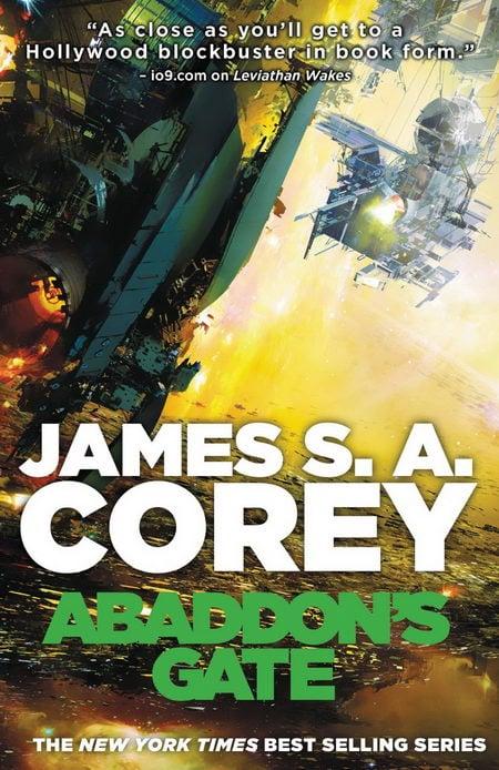 Abaddon's Gate - James S. A. Corey