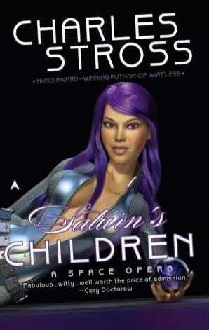 Saturn's Children - Charles Stross