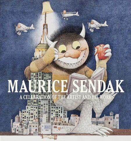 Maurice Sendak, A Celebration of the Artist and His Work- Justin G. Schiller, Dennis M.V. David & Leonard S. Marcus