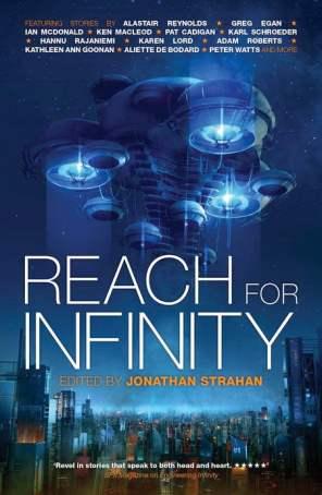 Reach for Infinity - Jonathan Strahan