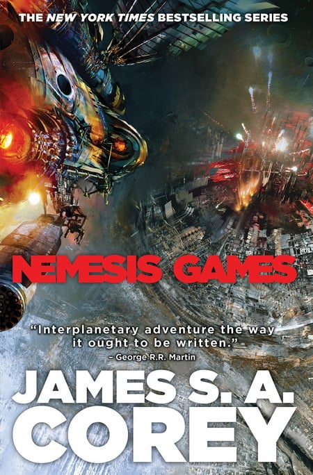 Nemesis Games - James S. A. Corey