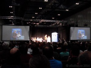 Worldcon 2014 - Ceremonie inchidere