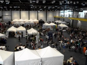 Worldcon 2014 - Fan Village 01