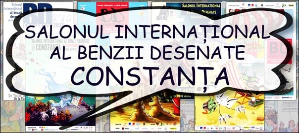 Salonul international al benzii desenate Constanta