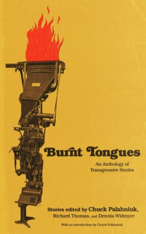 Burnt Tongues - Chuck Palahniuk, Richard Thomas, & Dennis Widmyer