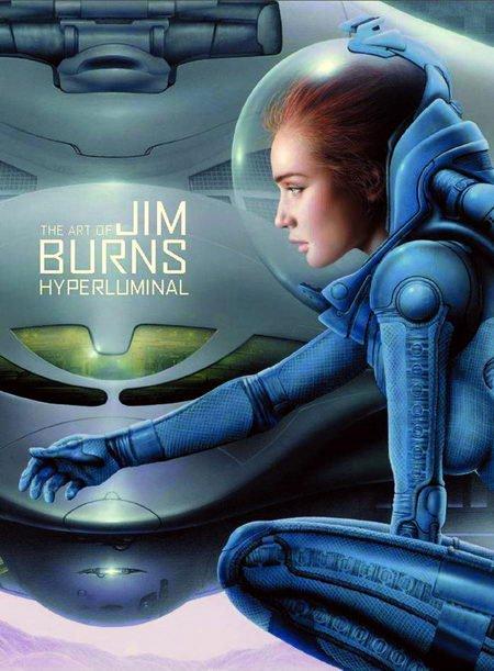 The Art of Jim Burns, Hyperluminal - Jim Burns