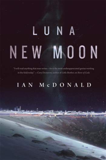 Luna: New Moon - Ian McDonald
