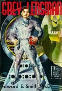 Gray Lensman - E.E. Smith