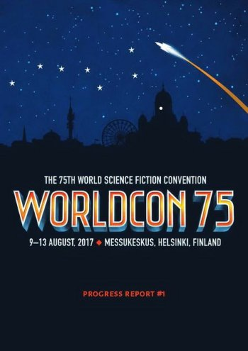 Worldcon 75 - Progress Report 1