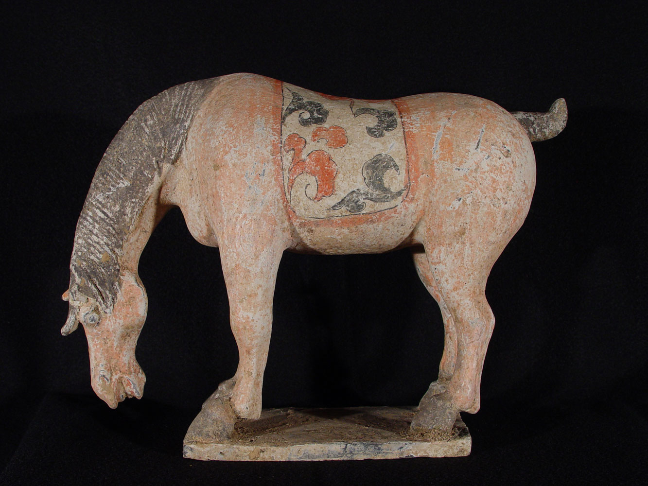 Painted Tang Horse